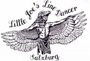 little_joes_line_dancer_logo
